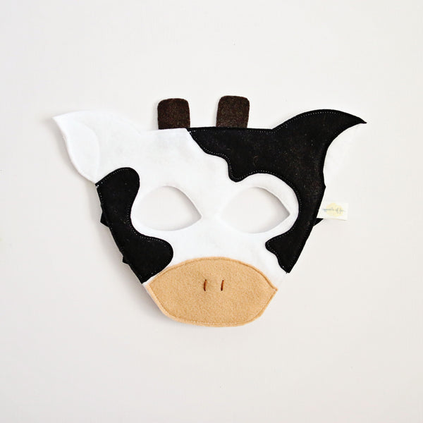 COW- Mask, Tail