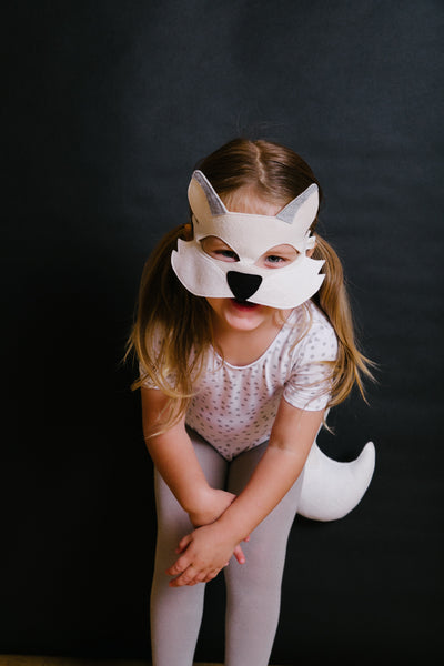 SALE ARCTIC FOX Mask