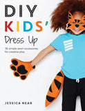 SALE DIY Kids Dress Up Book