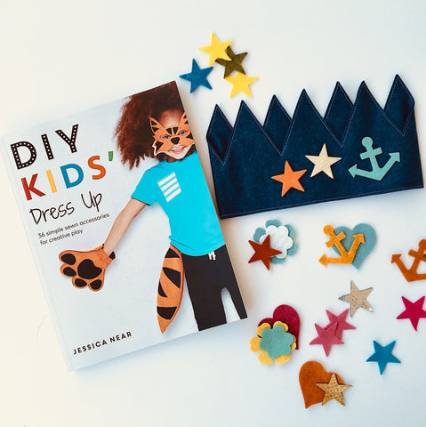 SALE DIY Kids Dress Up Book BUNDLE