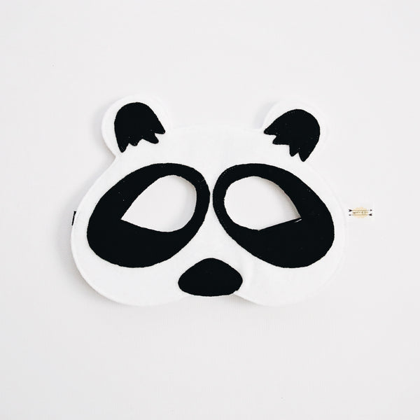 PANDA- Mask, Ears, Paws