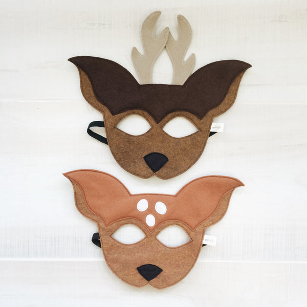 DEER- Mask, Ears, Tail