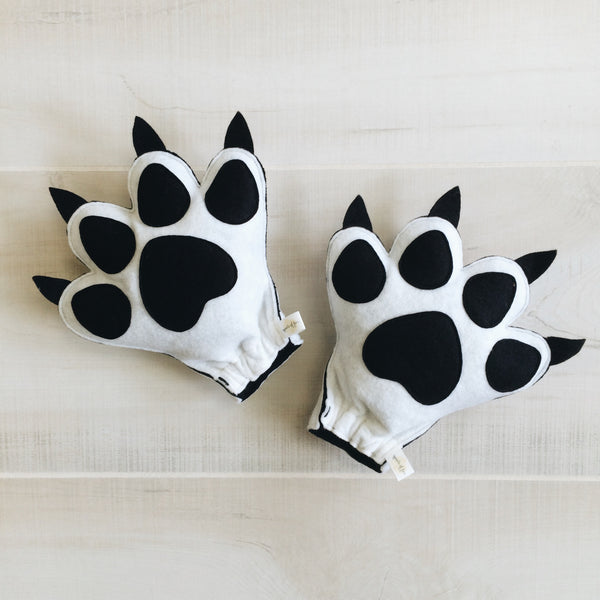 DALMATION- Mask & Tail SET