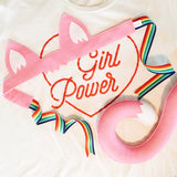CAT- Pink Rainbow Kitty
