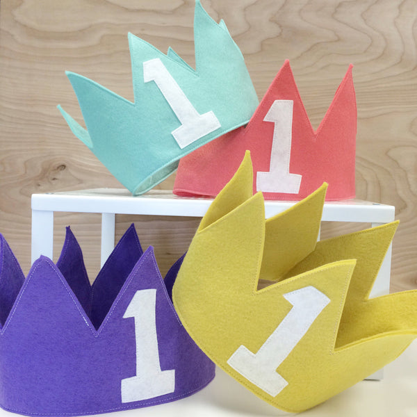 CROWN + Monogram