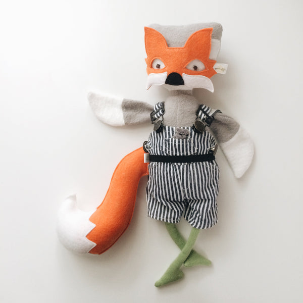 DOLL Fox Mask + Tail Set
