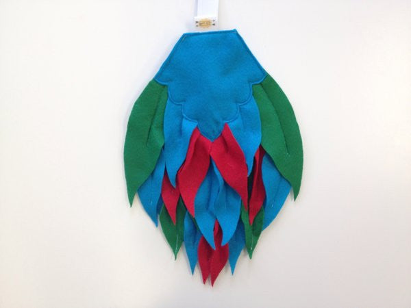 PARROT- Mask, Tail