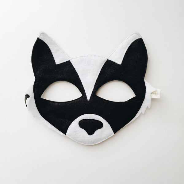 SKUNK- Mask, Tail