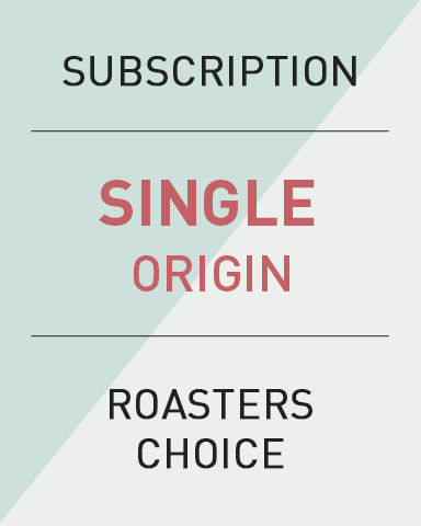Roasters Choice (Single Origin)