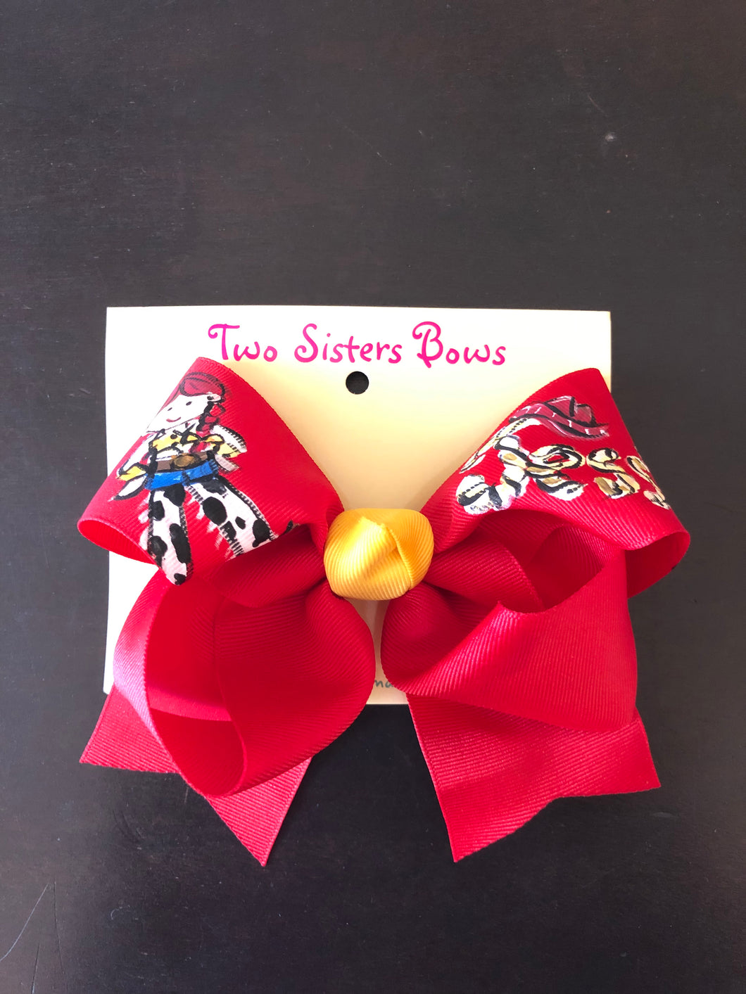 Toy Story Bow, Large