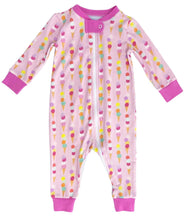 Lottie Striped Bow, Mint