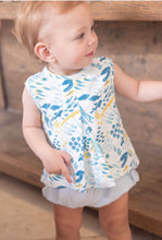 Rory Diaper Set, At Sea Knit