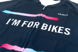 Limited Edition PeopleForBikes Road Bike Jersey - Unisex