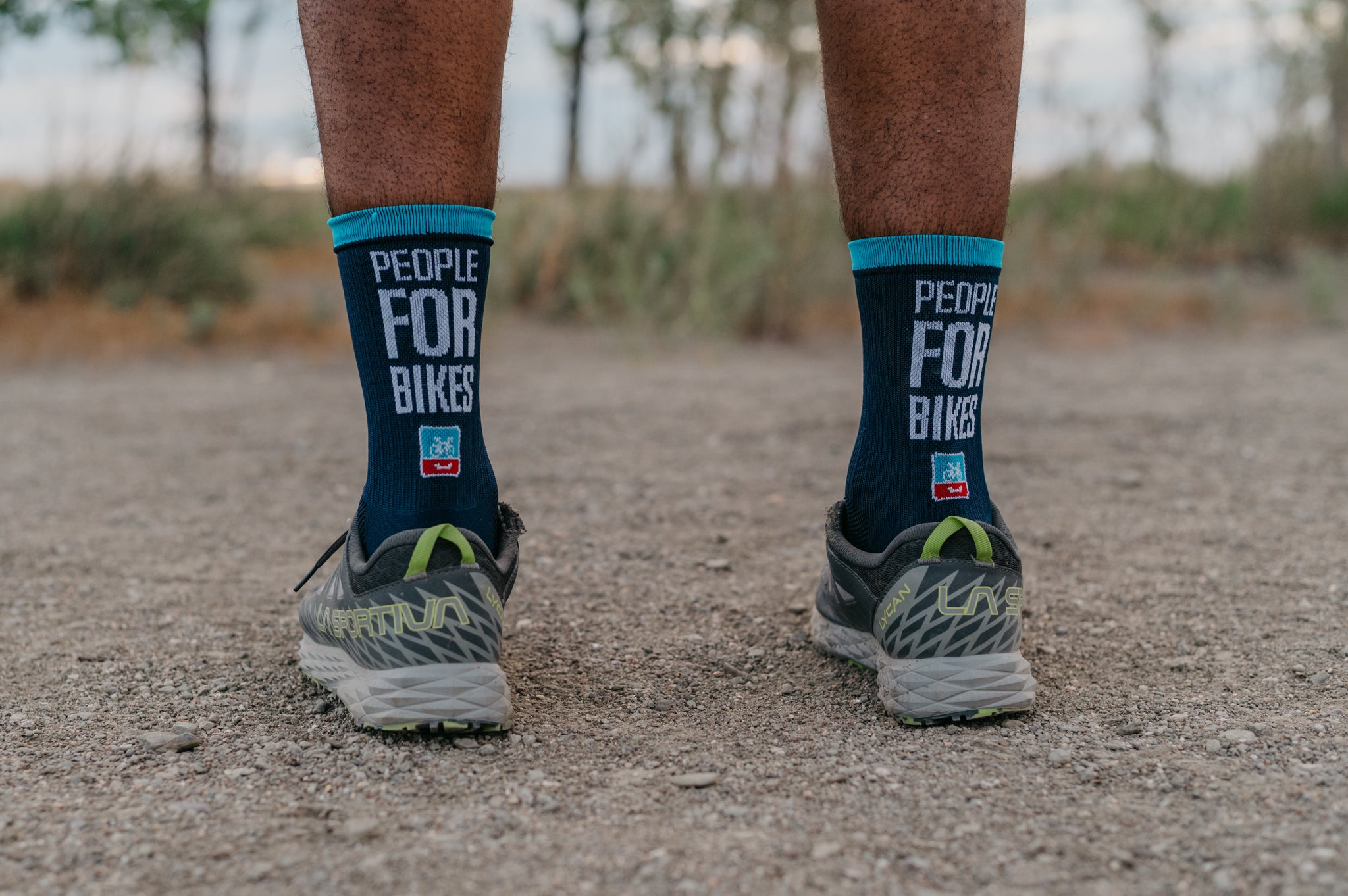 PeopleForBikes Socks