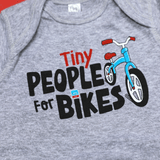 PeopleForBikes infant onesie