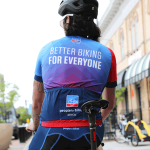 PeopleForBikes bike jersey