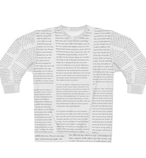 SCRIPTURE SWEATSHIRT