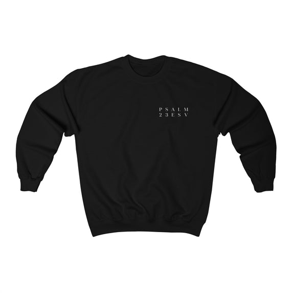 PSALM 23 SWEATSHIRT