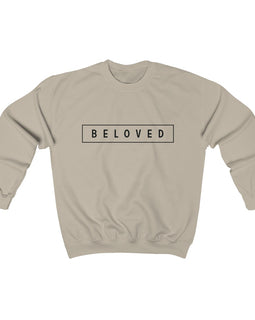 BOXED BELOVED SWEATSHIRT
