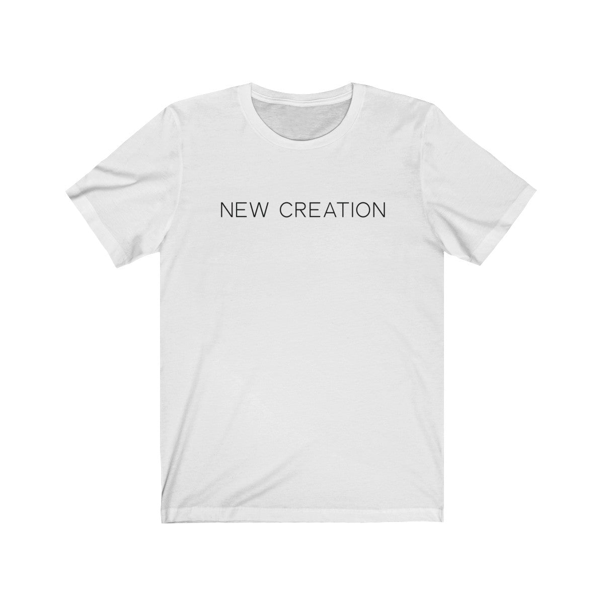 NEW CREATION TEE