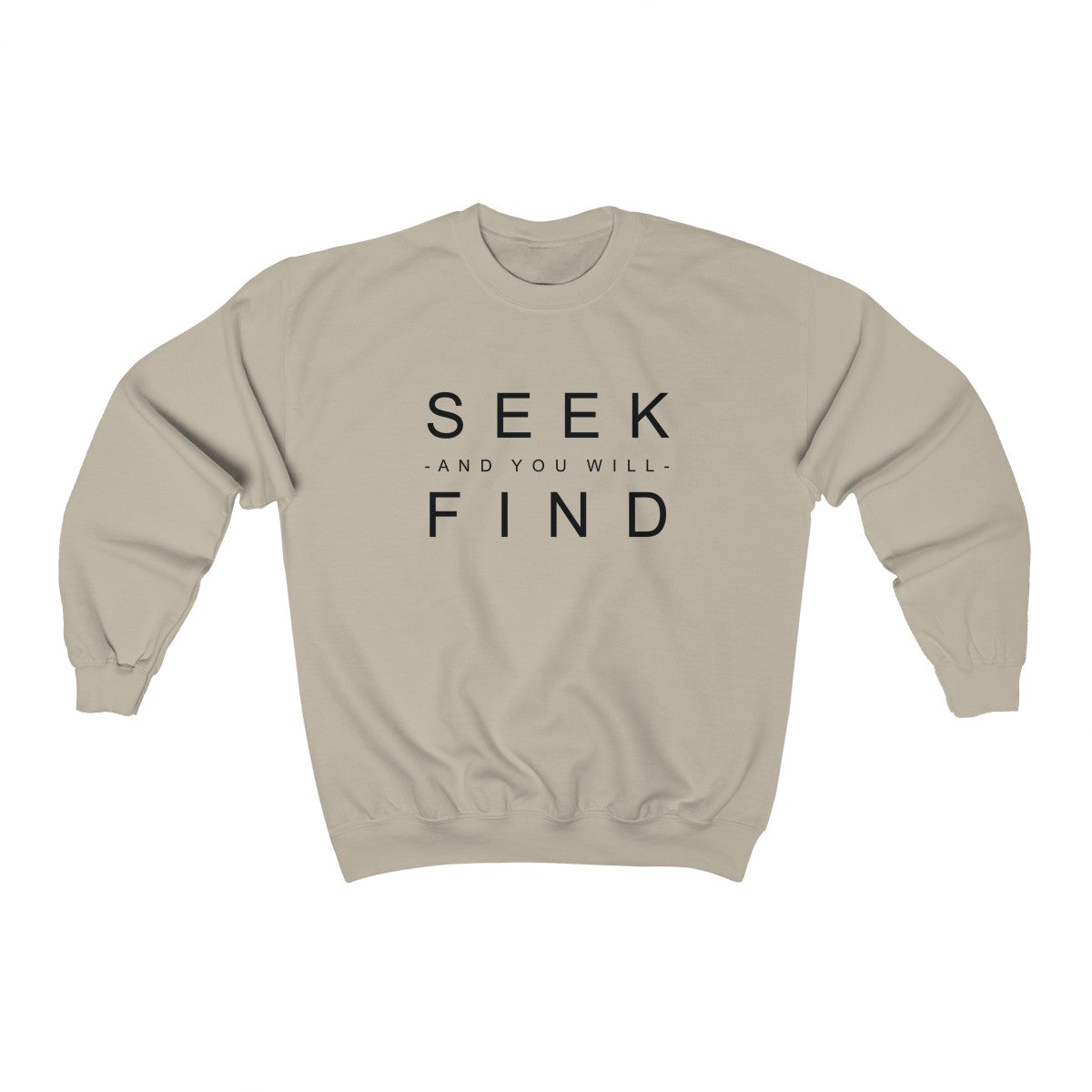 SEEK SWEATSHIRT
