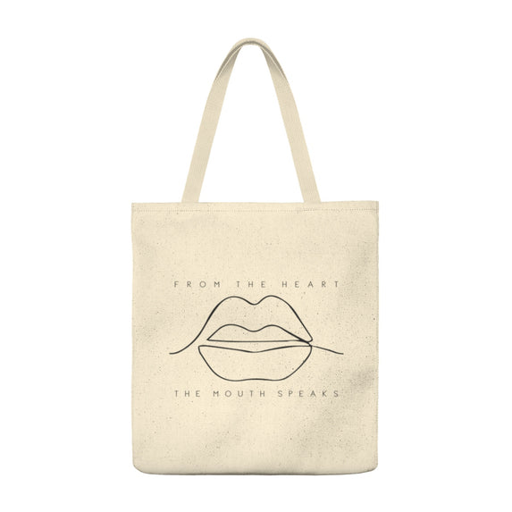 THE MOUTH TOTE