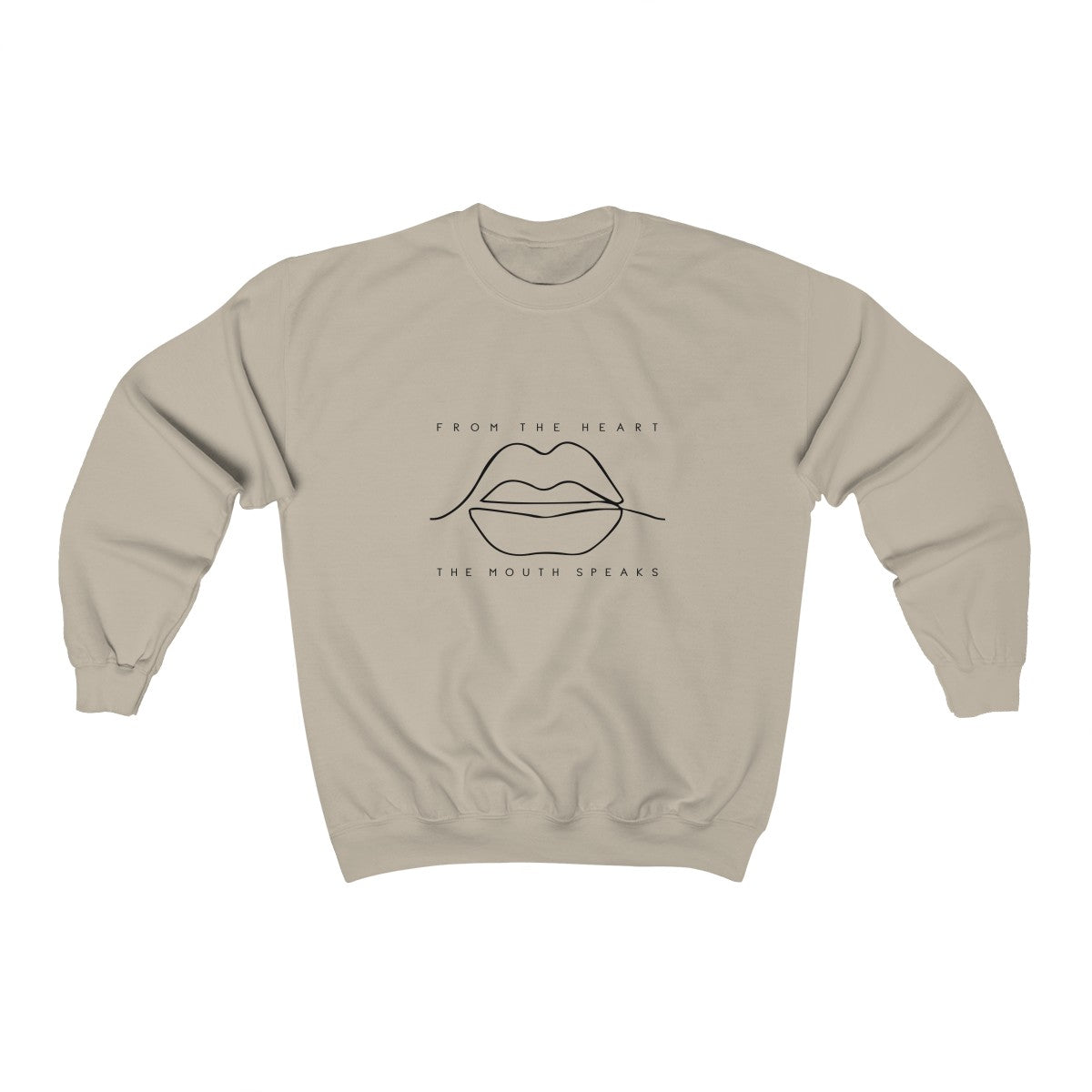 THE MOUTH SWEATSHIRT
