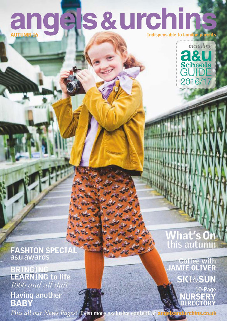 Angels & Urchins Autumn Edition Featuring Amano Designs