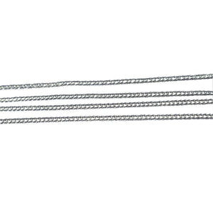 Sterling Silver Chino Fine Link Chain Chain