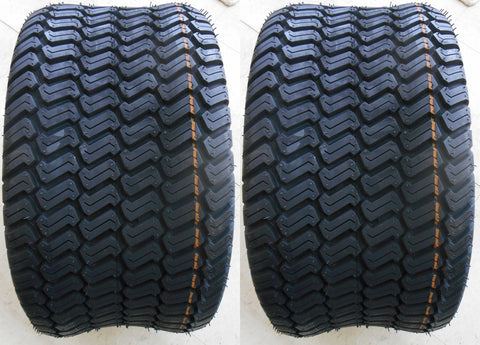 20x10.00-8 20X10-8 Air Loc Premium  P332  Heavy Duty 6 Ply Rated Tbls Tractor Lawn mower Turf Tires  (SET OF 2)