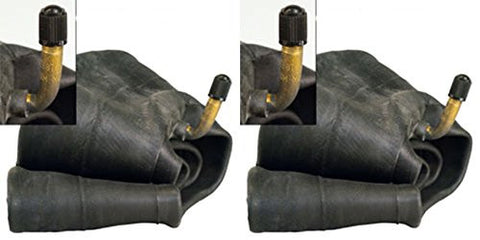 11x4.00-5 11x4.50-5 11x6.00-5 Major Brand Multi Size Tire Inner Tube with TR87 Bent Metal Valve (SET OF 2)