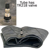 9.5-32 Major Brand Farm Tractor/Implement Inner Tube with TR218A Valve Stem Radial/Bias