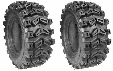 13x5.00-6 Carlisle X-Trac Bias Lawn & Garden Snow Blower Thrower Tubeless Tires (SET OF 2)