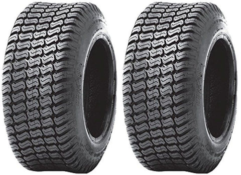 11X4.00-5 11X4.00X5 Air Loc 4 Ply Rated  Tbls Tractor Lawn Mower Turf Tires (SET OF 2)
