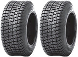 11x4.00-4 Air Loc 4 Ply Rated Tubeless Lawn Mower Turf Tires (SET OF 2)