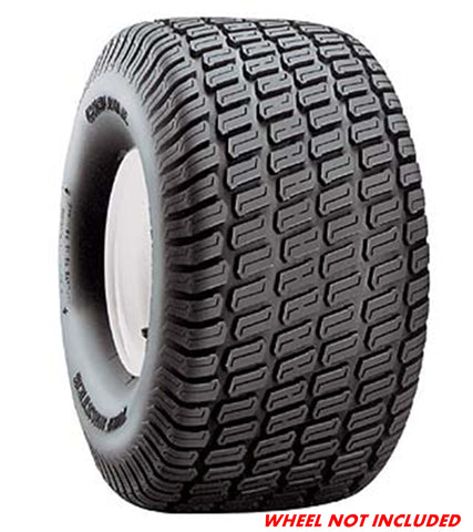 24x12.00-12 Carlisle Turf Master 4 Ply Rated Tubeless Lawn Mower Turf Tire