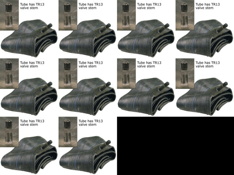 "14""-15""  KR14/15 Major Brand Tire Inner Tubes Radial Passenger / Truck SUV  TR13 rubber valve stem (LOT OF 10)"