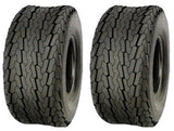 20.5x8.0-10, 20.5x8.00-10 Major Brand Hiway Speed Load Range E 10 Ply Rated Tubeless Trailer Service Tires  (SET OF 2)