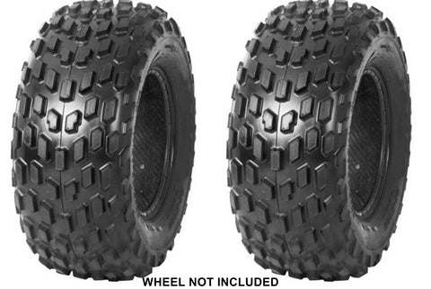 22x9.00-10  Duro DI K109  4 ply rated Tubeless ATV Tires  (SET OF 2)