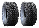 25X13-9  25X13.00-9  Innova Cayman AT Tubeless ATV Tires  (SET OF 2)