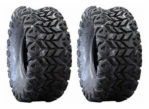 22.5x10X8 22.5X10.00-8 Innova Cayman AT Tubeless ATV Tires (SET OF 2)