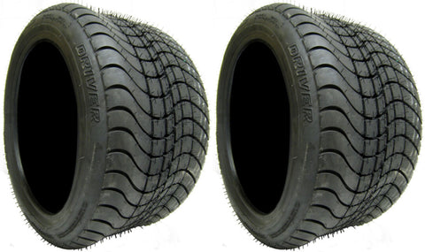 215/50-12  215x50-12 Innova Driver Low Profile Tubeless  Rib Tires (Set of 2)