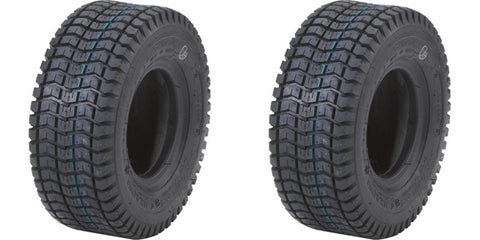 9X3.50-4  Air Loc  4 ply Rated  Tubeless Turf Tires Garden Tractor Lawn Mower (SET OF 2)