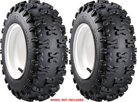 15x5.00-6 Carlisle Snow Hog Snow Blower Thrower Bias Tubeless Tires (SET OF 2)