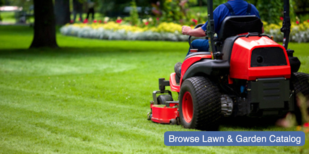 Browse Lawn and Garden Catalog
