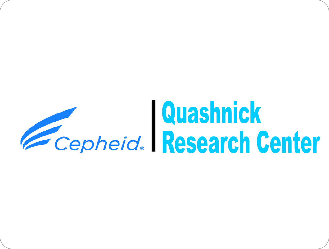 Research Center Decal - Signs & Decals by SalaGraphics