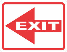 Exit Sign - Signs & Decals by SalaGraphics