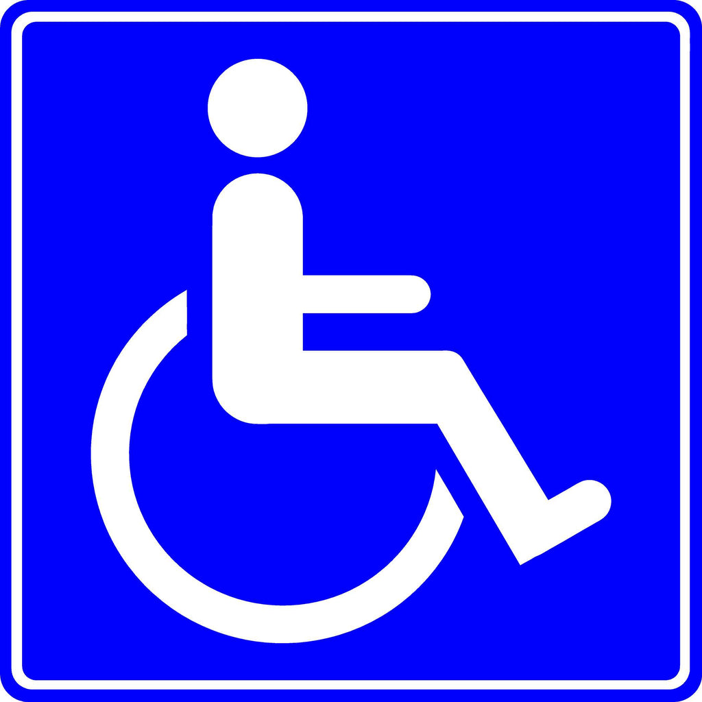 Handicapped Sticker