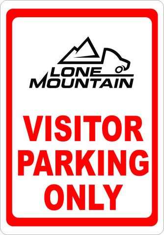Custom Parking Sign for Your Business
