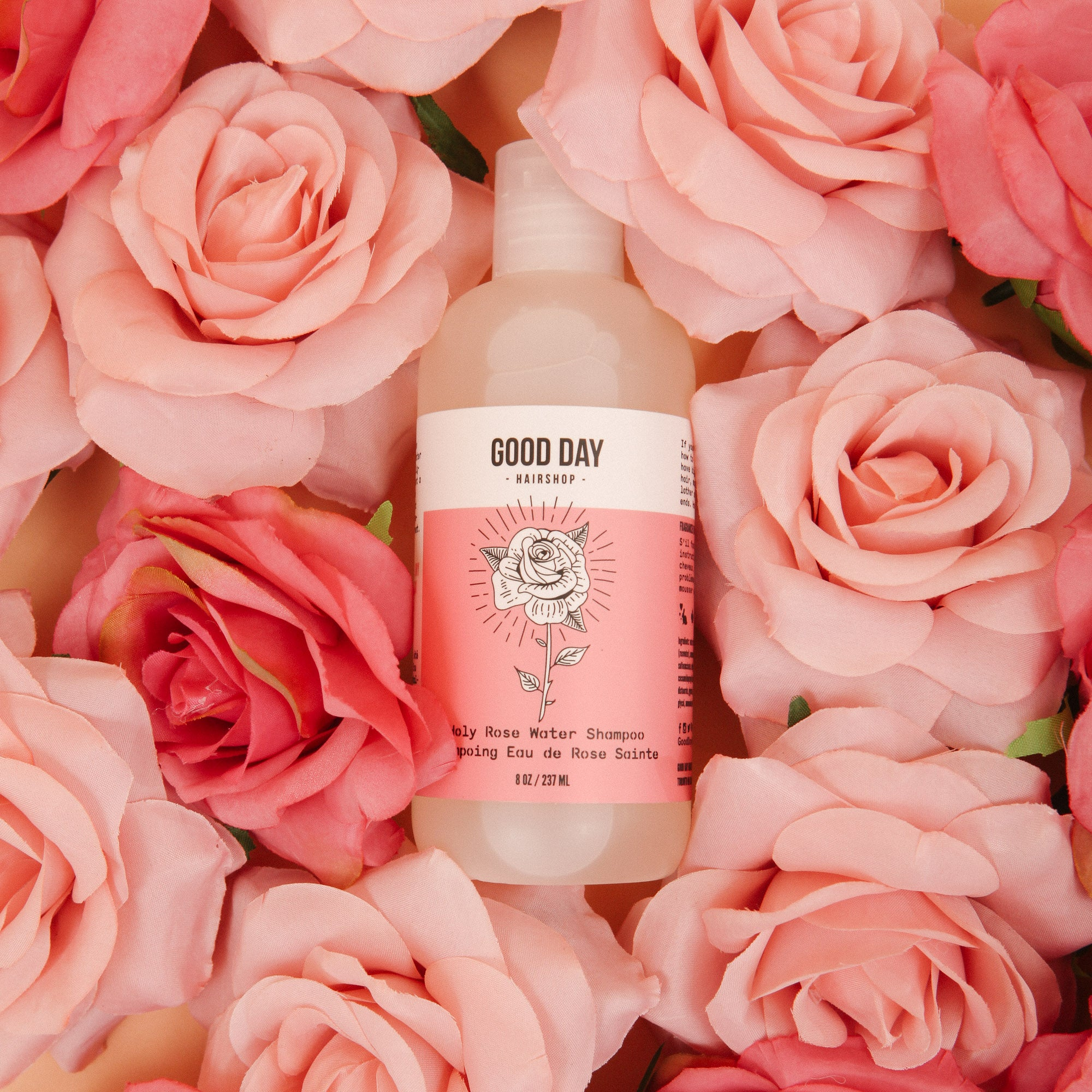 Holy Rose Water Shampoo